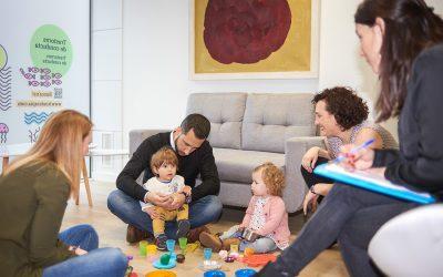 Grupos de crianza multifamiliares