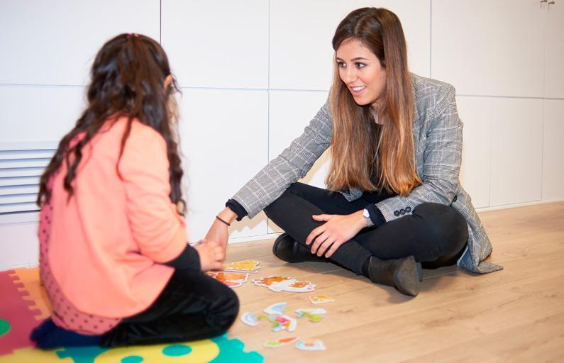 La Psicoterapia Infantil