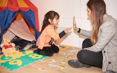 Cómo reforzar una conducta positiva en los niños